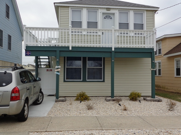 North Wildwood Summer Vacation Rental - 218 W 13th Street1, North Wildwood