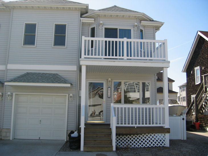 Wildwood Crest Summer Vacation Rental - 210 E. Morning Glory Road, Wildwood Crest
